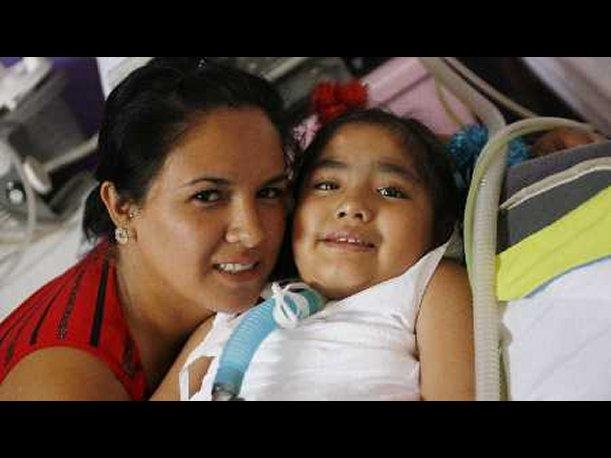 Romina Cornejo fue dada de alta tras estar hospitalizada por cuadro de pulmon&iacute;a