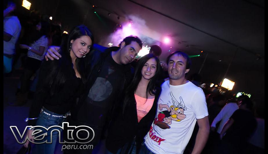 Italoboyz en el Club Hebraica de Lima (FOTOS)