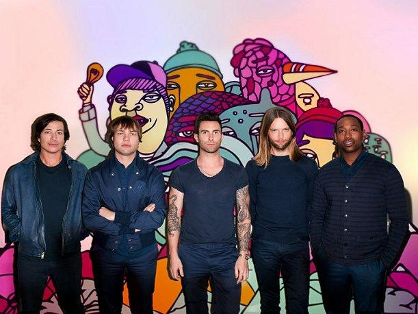Maroon 5 &quot;El Seminario&quot; te ense&ntilde;ar&aacute; a producir conciertos (VIDEO)