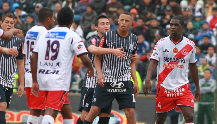 Alianza Lima no pudo ante Jos&eacute; G&aacute;lvez (FOTOS)