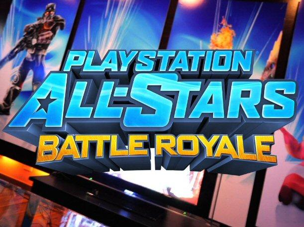 PlayStation All-Stars Battle Royale retrasa su lanzamiento
