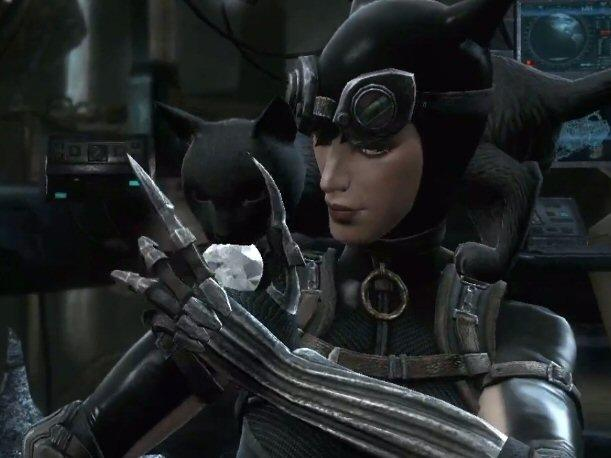 [Gamescom 2012] Catwoman llega a Injustice: Gods Among Us