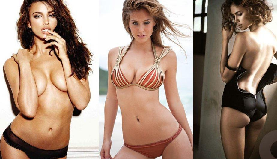 Ellas son las mujeres m&aacute;s bellas en lencer&iacute;a (FOTOS)