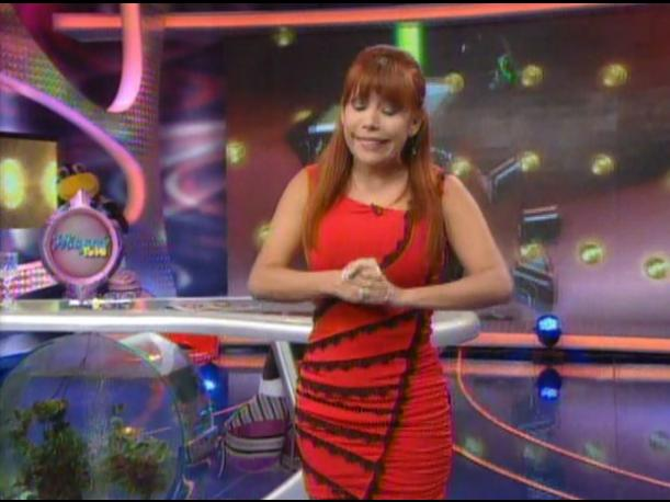 "Magaly Medina: ""No me interesa ser famosa en Chile"" (VIDEO)"