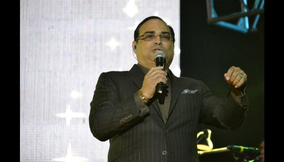 Gilberto Santa Rosa, el Caballero que se adue&ntilde;&oacute; de la noche (FOTOS)