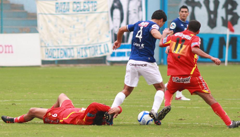 Cristal gana por 1-0 a Sport Huancayo (FOTOS)