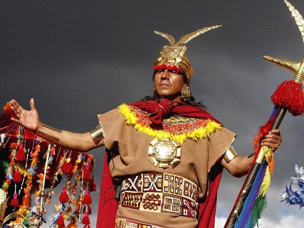 En octubre escenificar&aacute;n el primer Inti Raymi en Pasco