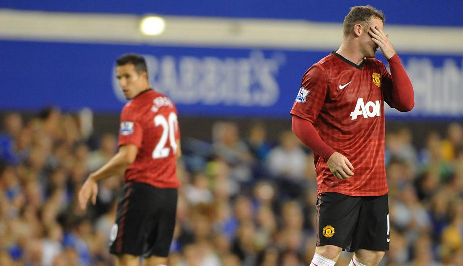 Manchester United no pudo con el Everton en la Premier League (FOTOS)