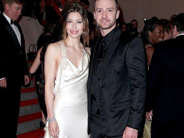 Justin Timberlake se habr&iacute;a casado con Jessica Biel 