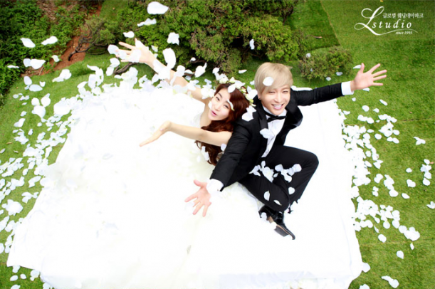 "Corea: Kang Sora y Leeteuk seguirán en ""We Got Married"" hasta que la milicia los separe"