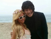 Corea: Paris Hilton y Kim Jang Hoon comparten fotos de su nuevo video musical