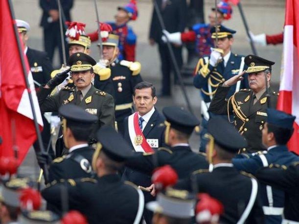 Veinte coroneles de la promoci&oacute;n de Ollanta Humala listos para ser ascendidos