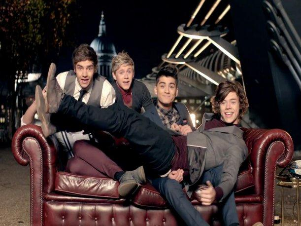 One Direction inicia la pre venta de su nuevo tema 'Live While We're Young'