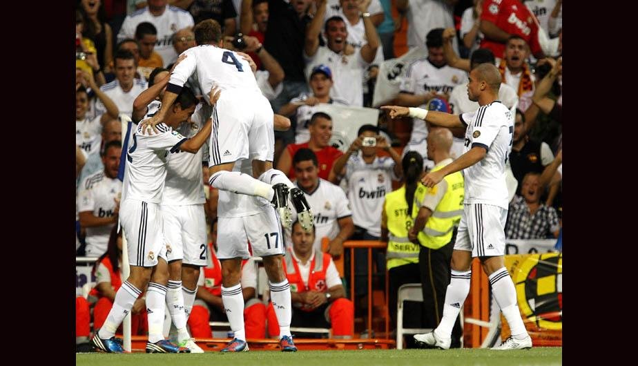 Real Madrid se queda con la Supercopa (FOTOS)
