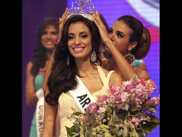 Monic P&eacute;rez, escogida como representante de Puerto Rico a Miss Universo 2013
