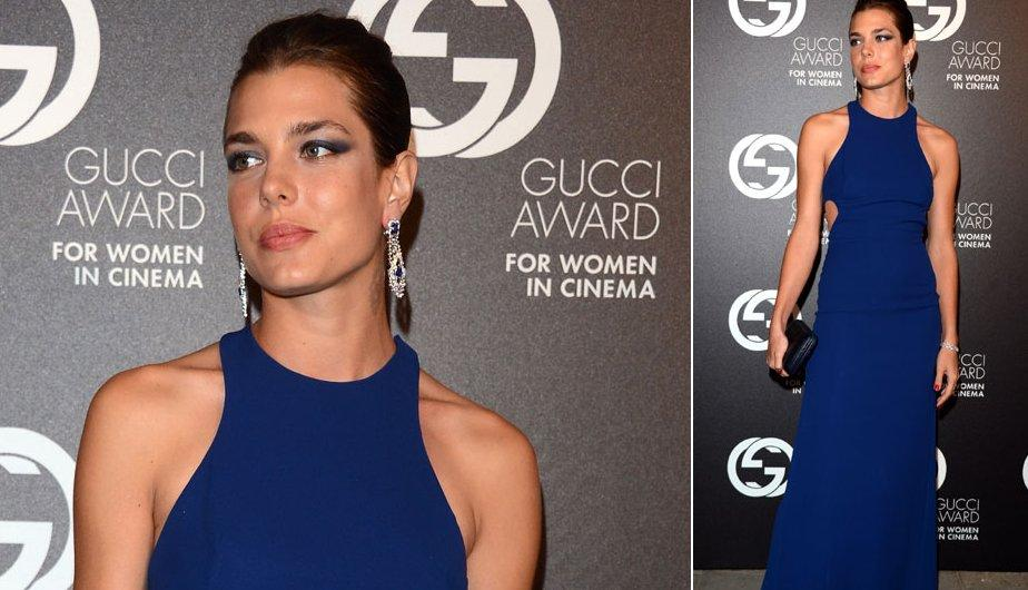 Carlota Casiraghi, nieta de Grace Kelly, impactante de d&iacute;a y de noche (FOTOS)