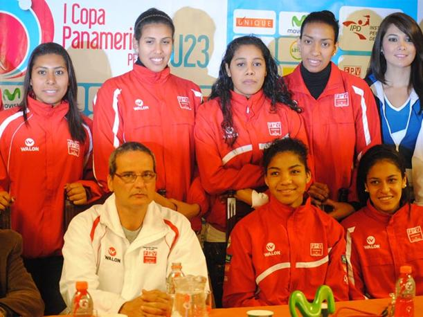 Per&uacute; defini&oacute; su lista para la Copa Panamericana Sub 23