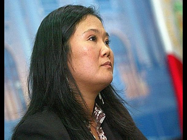 Keiko Fujimori: Ruego que la salud de Alberto Fujimori no se deteriore a&uacute;n m&aacute;s