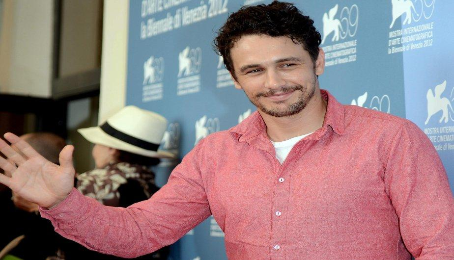 James Franco llega al Festival de Cine de Venecia (FOTOS)