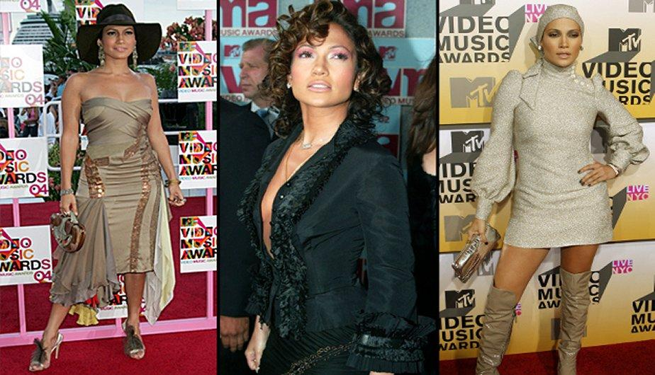 VMA 2012: Mujeres que han deslumbrado la alfombra roja (FOTOS)