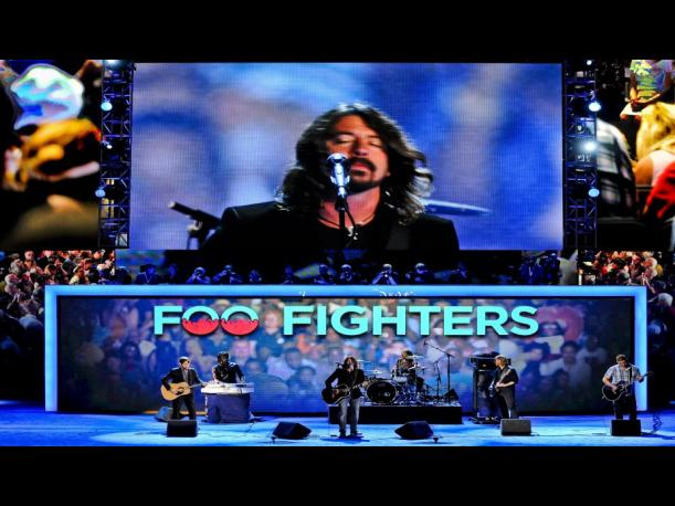Foo Fighters (EFE)