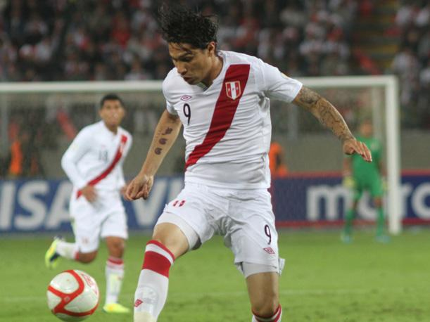 Paolo Guerrero: &ldquo;Tengo mucho dolor&rdquo;