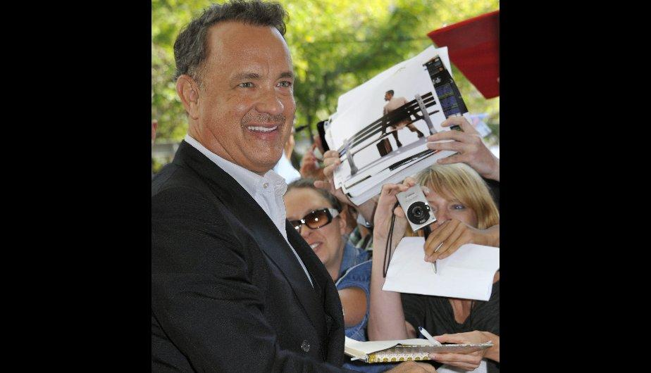 Halle Berry, Tom Hanks y Susan Sarandon, juntos en Toronto (FOTOS)