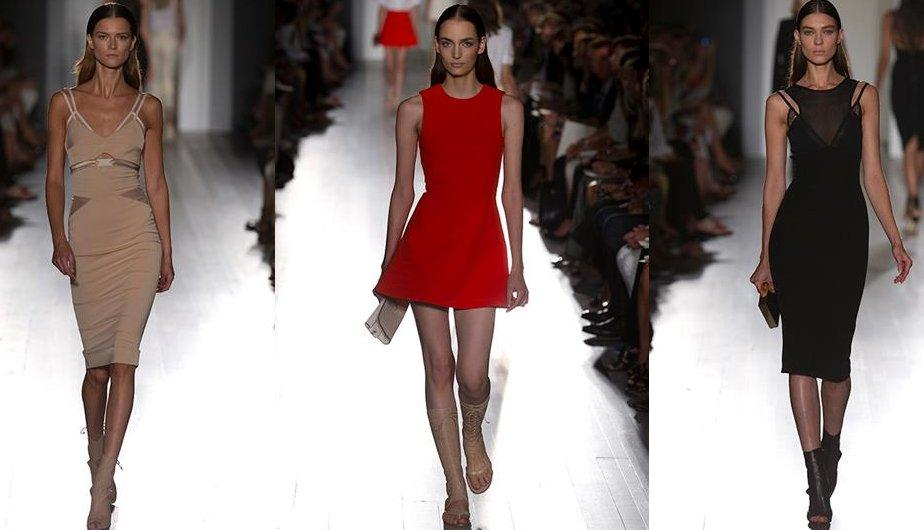 New York Fashion Week: Victoria Beckham presenta su colecci&oacute;n (FOTOS)