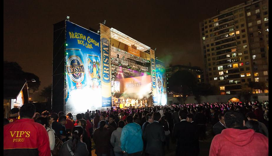 Mistura 2012: La Orquesta Candela arm&oacute; la fiesta en El Estelar (FOTOS)