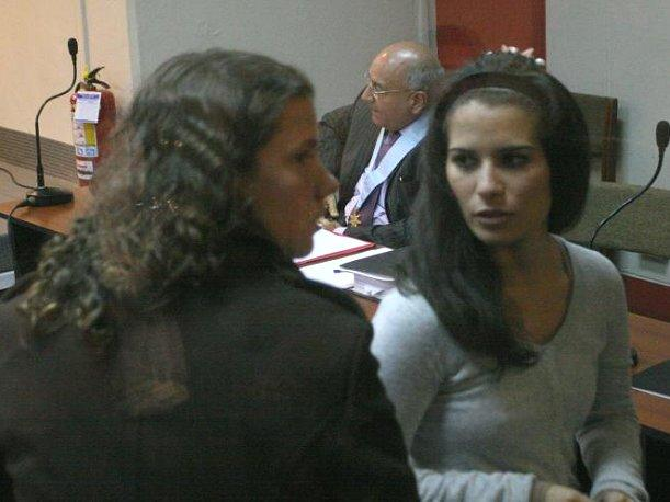 Eva Bracamonte y Liliana Castro libres pero cumplen arresto domiciliario (VIDEO)
