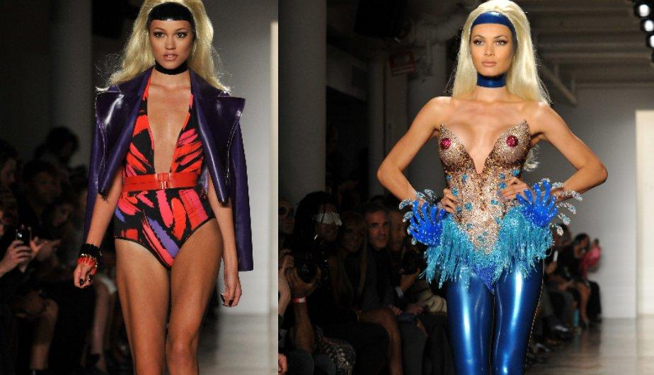 New York Fashion Week: Barbies humanas invaden la pasarela (FOTOS)