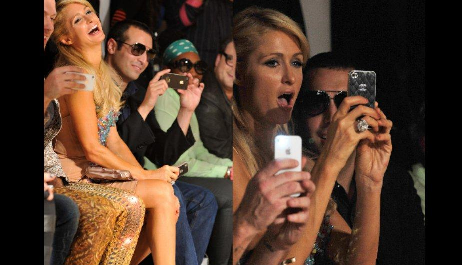 New York Fashion Week: Paris Hilton en la Semana de la Moda (FOTOS)