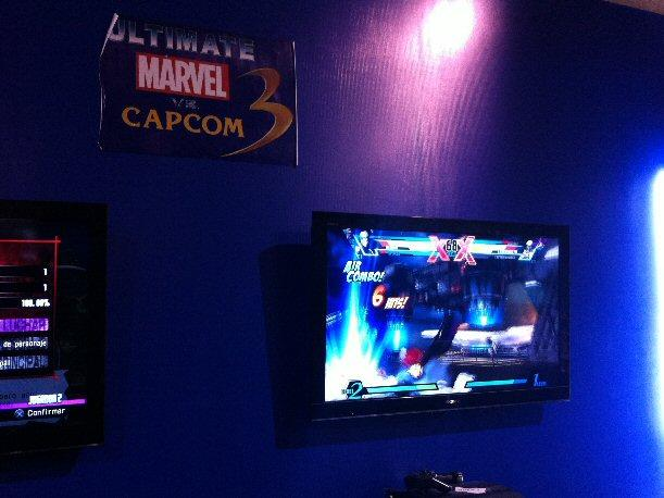 Ultimate Marvel vs Capcom 3 se hace presente en el M&aacute;sGamers Tech Festival