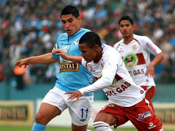 Sporting Cristal rescata un buen punto de Ayacucho  