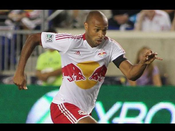 ¡Tremendo golazo olímpico de Thierry Henry en la MLS! (VIDEO)