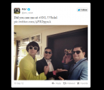 Corea: PSY se presenta en la Premiere de Saturday Night Live