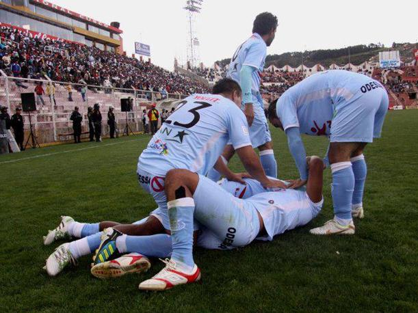 Real Garcilaso no suelta la punta de la Liguilla B
