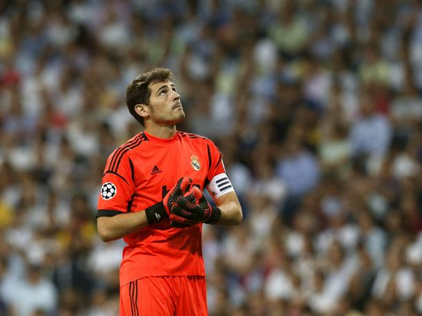 Iker Casillas no celebró el gol anotado por Cristiano Ronaldo (VIDEO)
