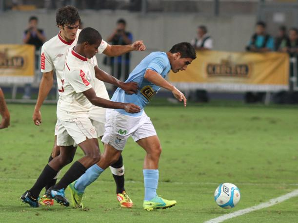 Los goles del Sporting Cristal vs. Universitario (VIDEO)
