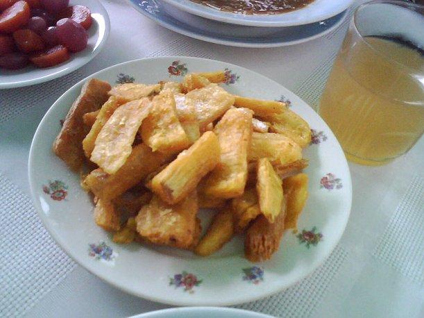 Conoce c&oacute;mo preparar unas Yuquitas Fritas paso a paso