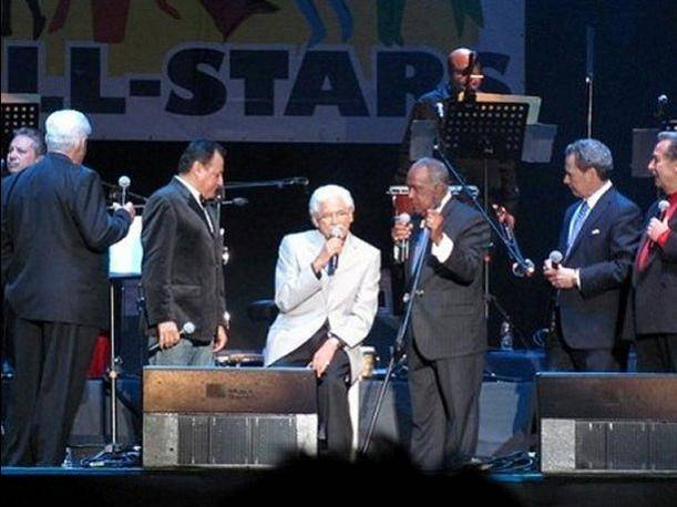 La Fania All Stars y Spanish Harlem Orchestra juntas en Lima