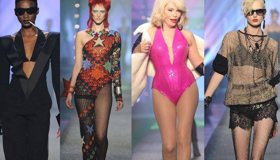 Paris Fashion Week: Jean Paul Gaultier homenajea a Madonna y Michael Jackson