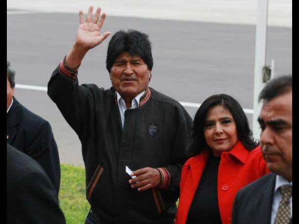 Evo Morales se abstuvo de opinar sobre solicitud de indulto de Alberto Fujimori