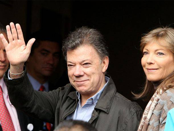 Colombia: Presidente Juan Manuel Santos es operado de c&aacute;ncer a la pr&oacute;stata