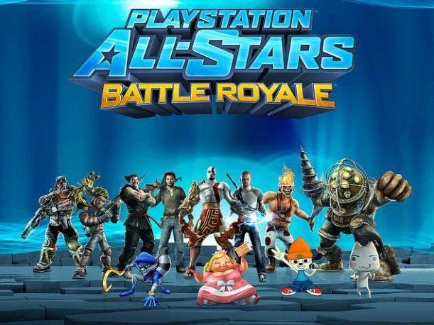 Lista de personajes de PlayStation All-Stars Battle Royale
