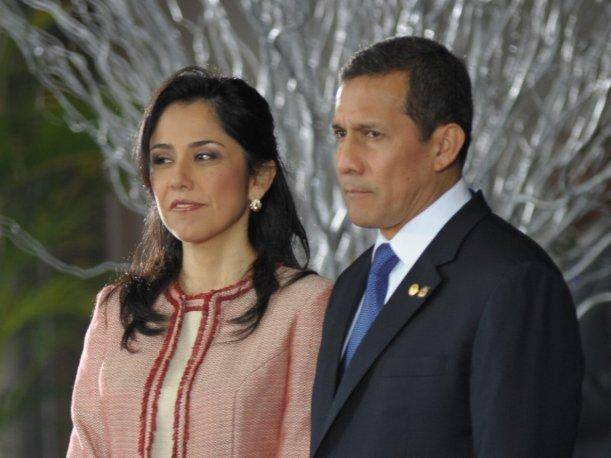 Nadine Heredia: Estamos súper bien con Ollanta Humala (VIDEO)