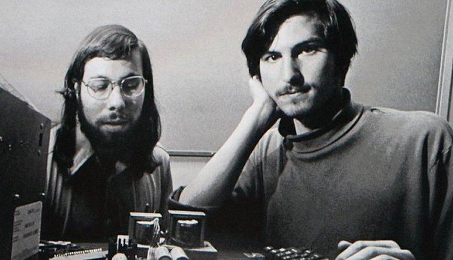 Revive la trayectoria de Steve Jobs, el genio de Apple (FOTOS)