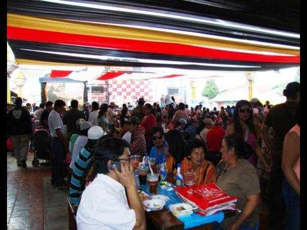 &Aacute;ncash: Feria gastron&oacute;mica espera recibir a m&aacute;s de 25.000 asistentes