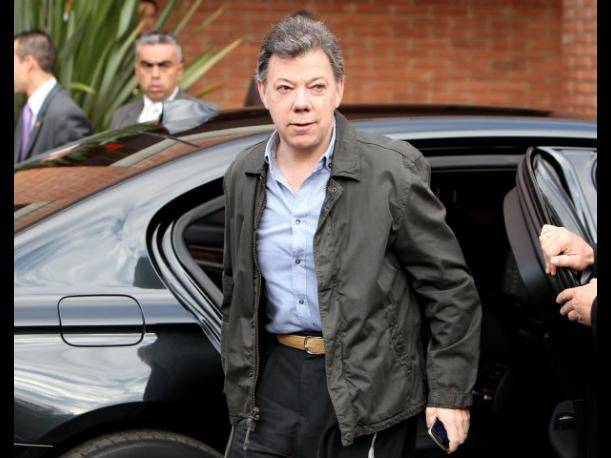 Colombia: Juan Manuel Santos ser&aacute; dado de alta tras operaci&oacute;n de c&aacute;ncer