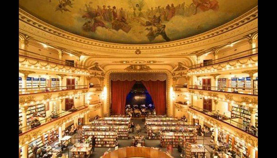 Sepa cu&aacute;les son las 10 librer&iacute;as m&aacute;s hermosas del mundo (FOTOS)